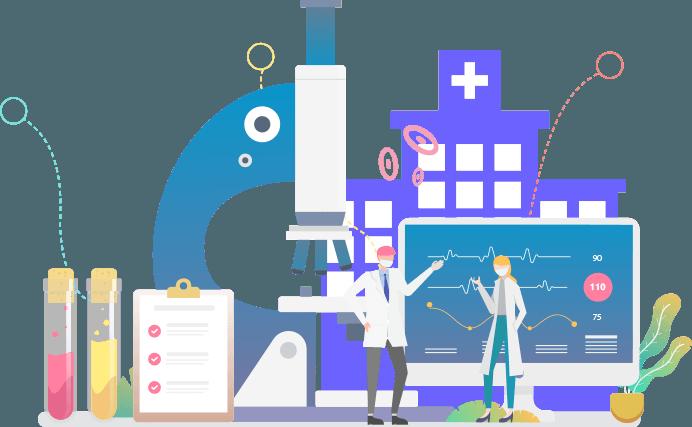 Turnkey & Governmental Health Programmes