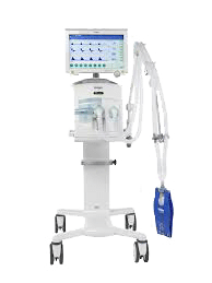 Ventilator Machine Evita V300. A machine that breathes for you if your respiratory pathways have been blocked in any way (because of an accident, pneumonia, etc).