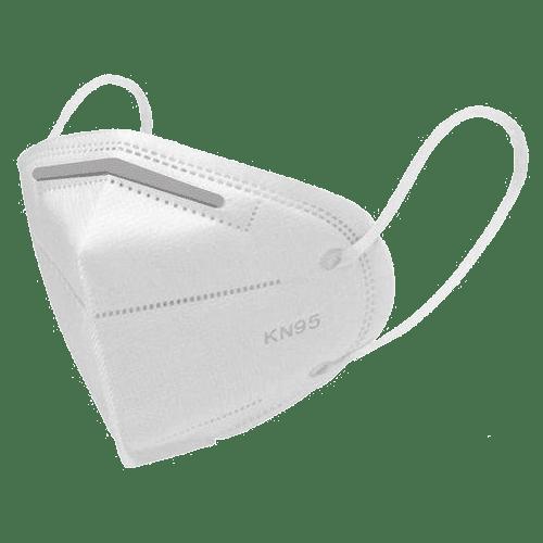 kn95 mask, Colour White. coronavirus mask, Filtration efficacy of PM2.5 ≥99%