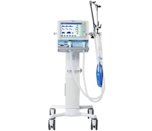 Ventilator Machine Savina 300 Classic. A machine that can breathe for you if you have had an accident or have difficulty breathing