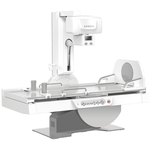 The DTP570 is equipped with a remotely controlled table with numerous height and angle adjustment options that will simplifyexaminationsfor paediatric, geriatric, or patients with mobility issues.